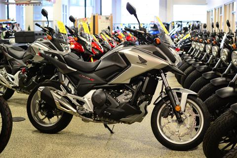 2016 Honda NC700X DCT ABS in Olive Branch, Mississippi