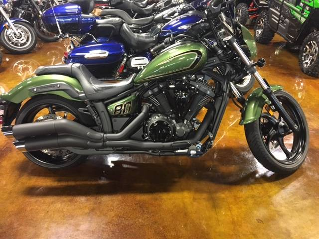 2015 Yamaha Stryker Bullet Cowl in Cookeville, Tennessee