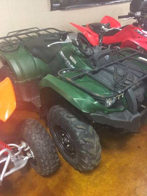2014 Yamaha Grizzly 450 Auto. 4x4 in Cookeville, Tennessee