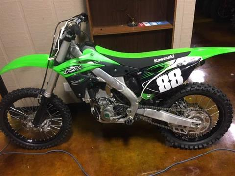 2016 Kawasaki KX250F in Cookeville, Tennessee