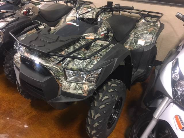 2015 Kymco MXU 500i CAMO in Cookeville, Tennessee