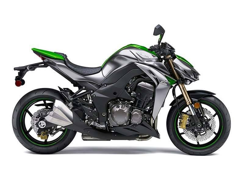 2014 Kawasaki Z1000 ABS in Cookeville, Tennessee