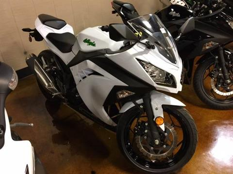 2015 Kawasaki Ninja® 300 in Cookeville, Tennessee