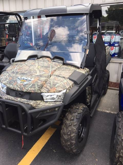 2016 Kymco UXV 450i Camo in Cookeville, Tennessee