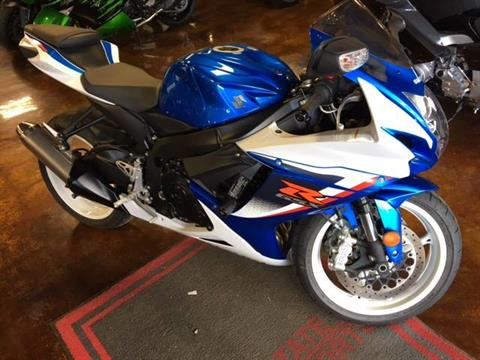 2013 Suzuki GSX-R600™ in Cookeville, Tennessee