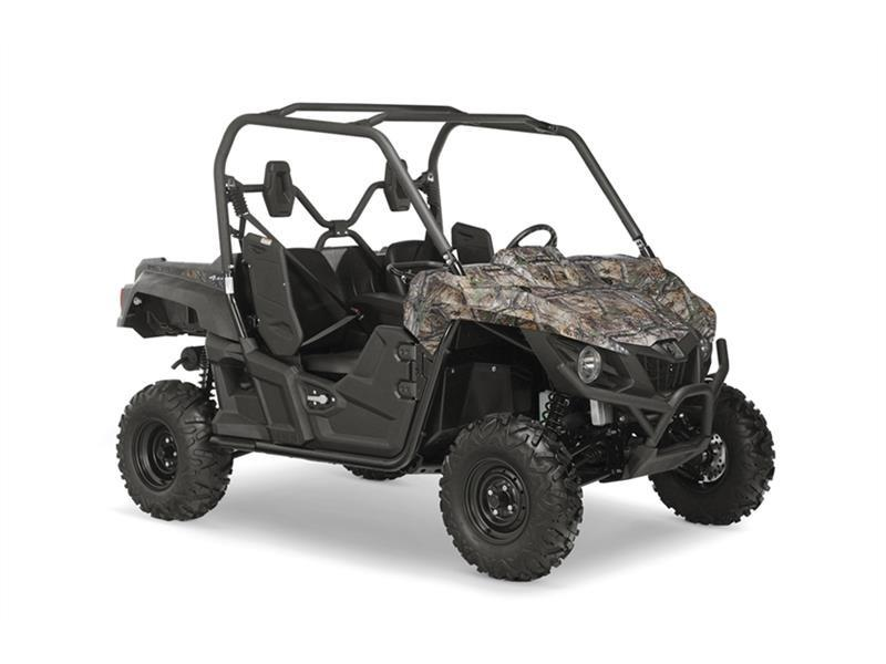 2016 Yamaha Wolverine Camo in Cookeville, Tennessee