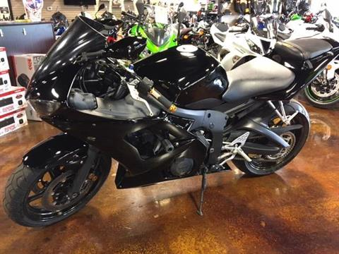 2009 Yamaha YZF-R6 in Cookeville, Tennessee