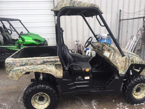 2009 Kawasaki Teryx 750 4x4 FI NRA Outdoors in Cookeville, Tennessee