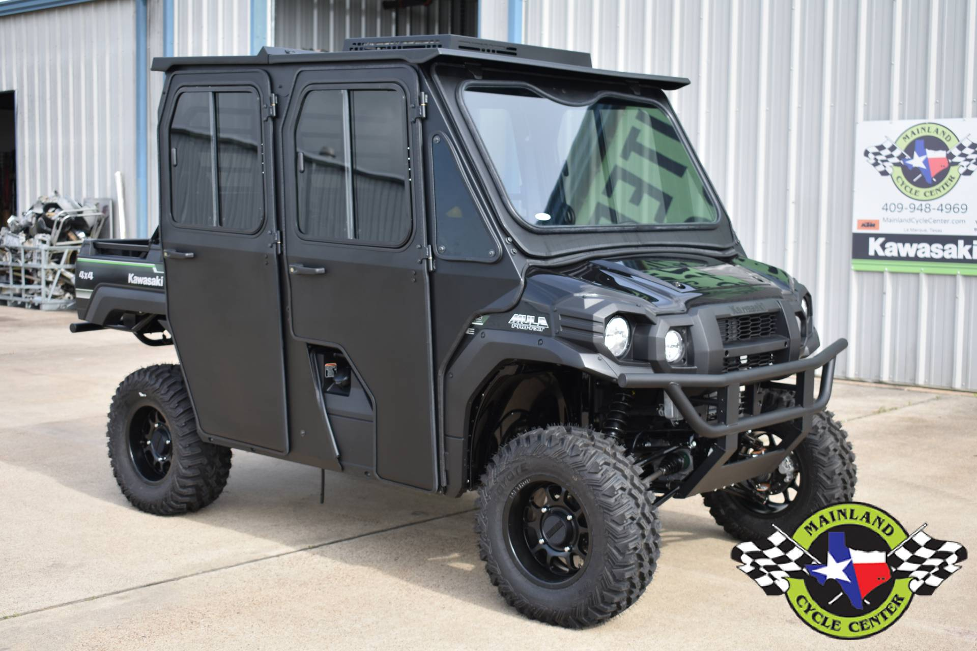 2020 Kawasaki Mule PRO-FXT EPS LE in La Marque, Texas - Photo 1