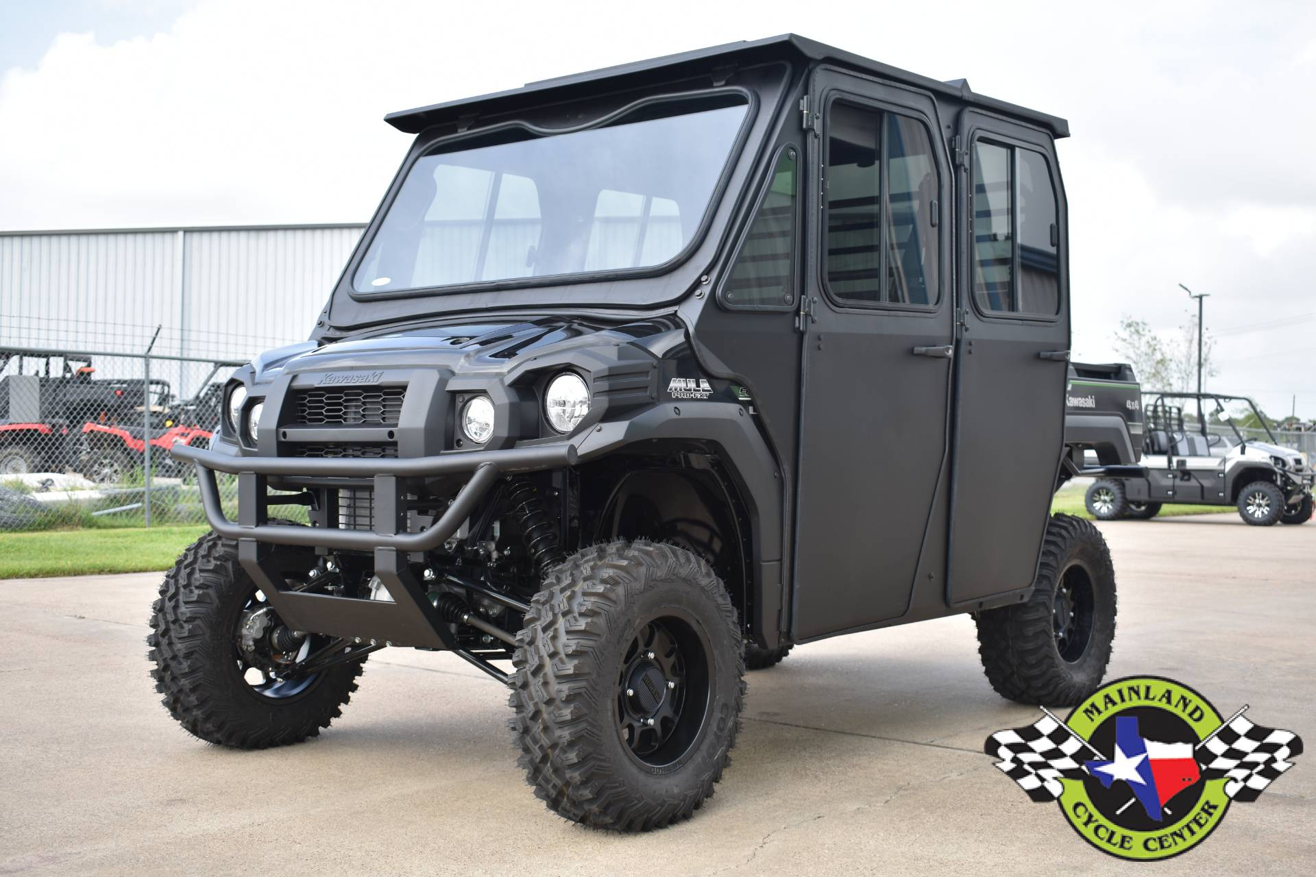 2020 Kawasaki Mule PRO-FXT EPS LE in La Marque, Texas - Photo 5