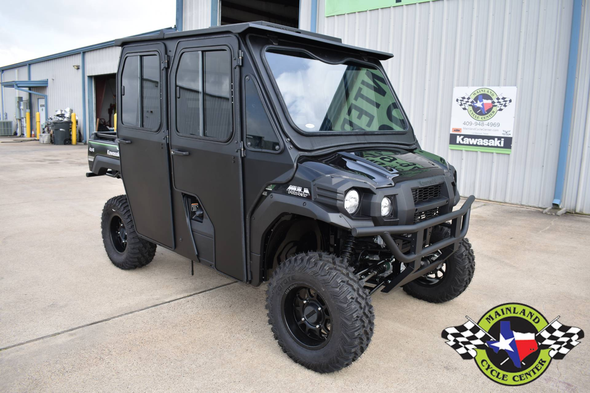 2020 Kawasaki Mule PRO-FXT EPS LE in La Marque, Texas - Photo 8