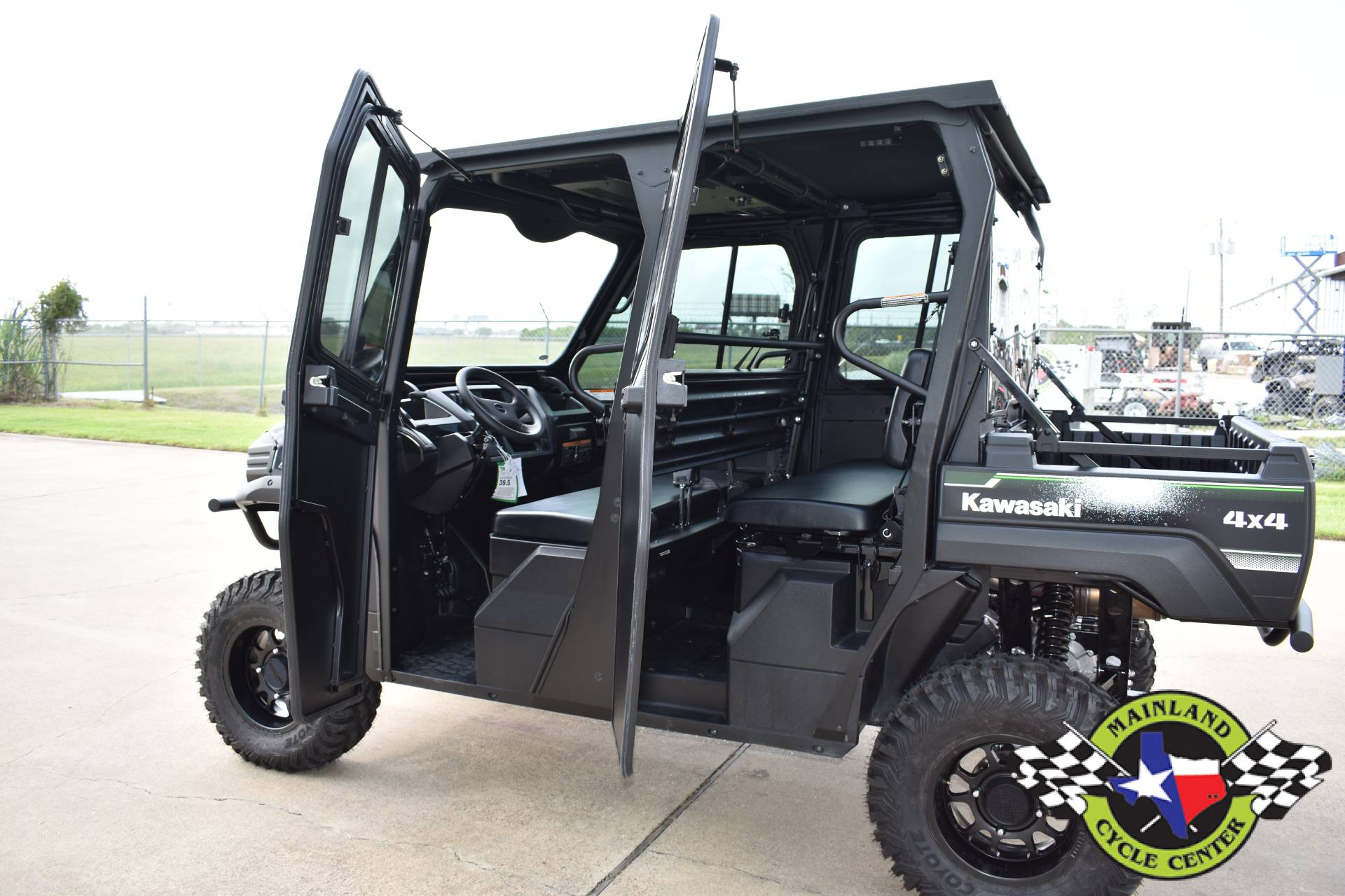 2020 Kawasaki Mule PRO-FXT EPS LE in La Marque, Texas - Photo 11