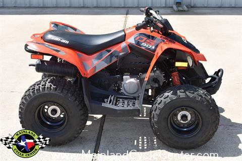 2017 Can-Am DS 90 in La Marque, Texas