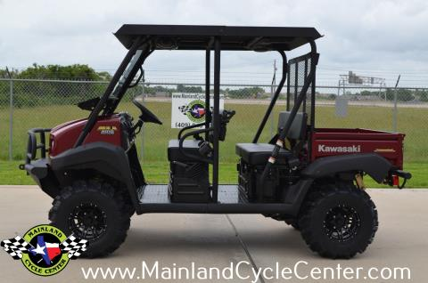 2013 Kawasaki Mule™ 4010 Trans4x4® Diesel in La Marque, Texas - Photo 2