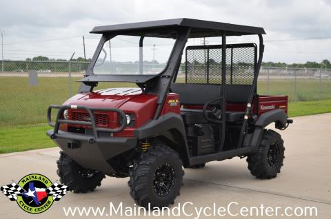 2013 Kawasaki Mule™ 4010 Trans4x4® Diesel in La Marque, Texas - Photo 3