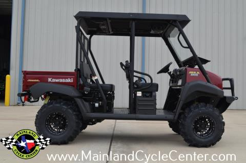 2013 Kawasaki Mule™ 4010 Trans4x4® Diesel in La Marque, Texas - Photo 5