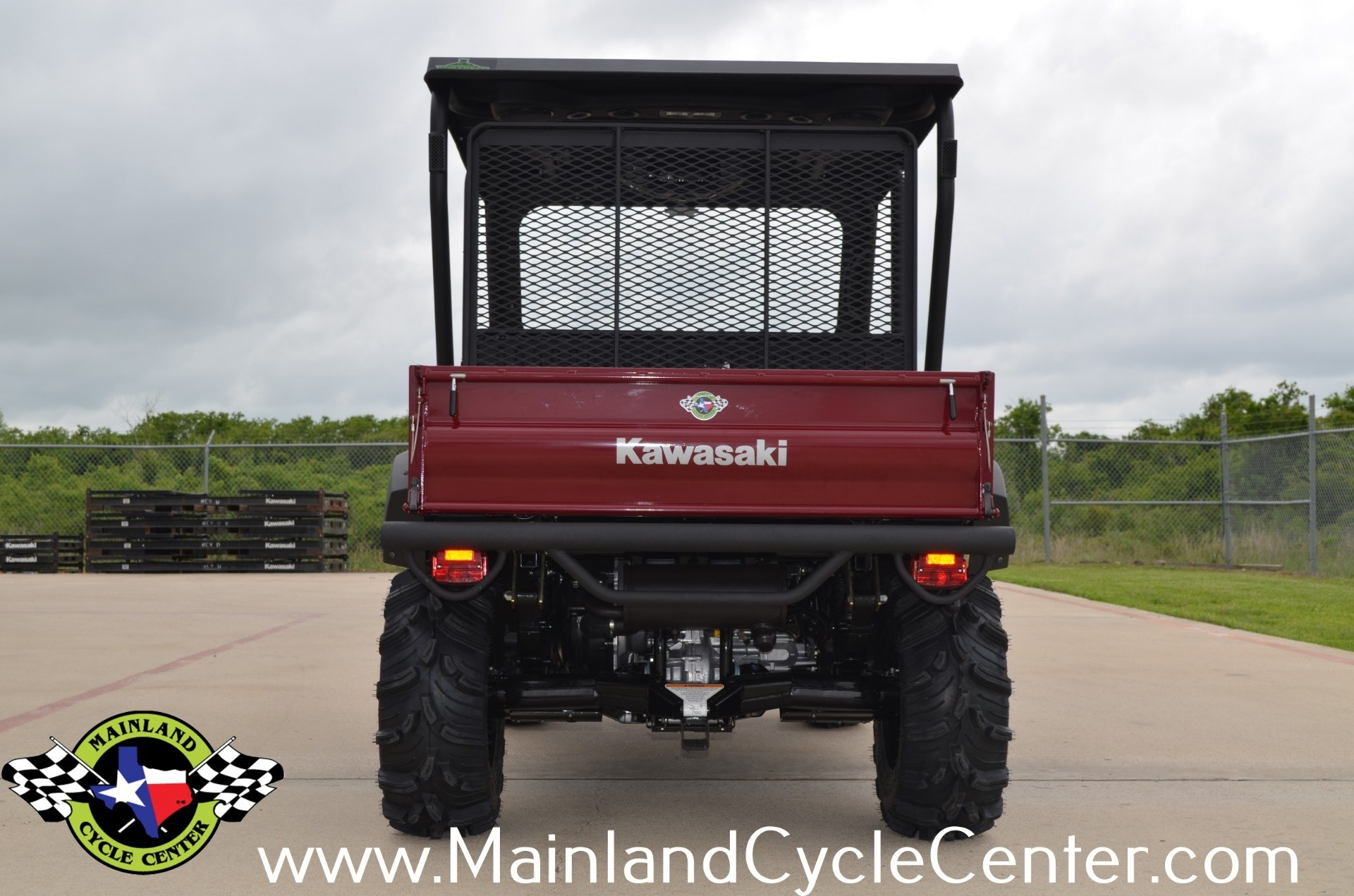 2013 Kawasaki Mule™ 4010 Trans4x4® Diesel in La Marque, Texas - Photo 8