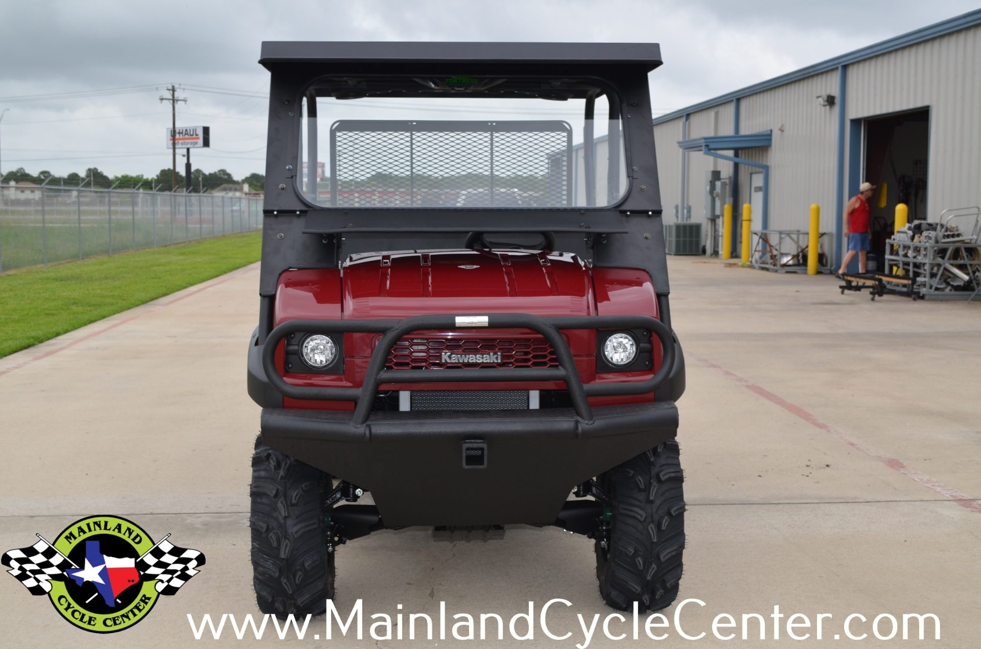 2013 Kawasaki Mule™ 4010 Trans4x4® Diesel in La Marque, Texas - Photo 9