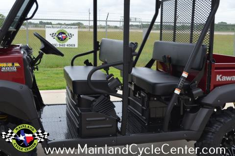 2013 Kawasaki Mule™ 4010 Trans4x4® Diesel in La Marque, Texas - Photo 10