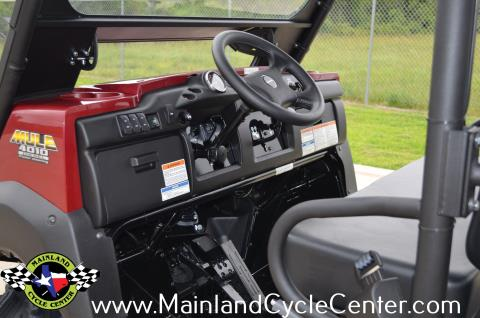 2013 Kawasaki Mule™ 4010 Trans4x4® Diesel in La Marque, Texas - Photo 11