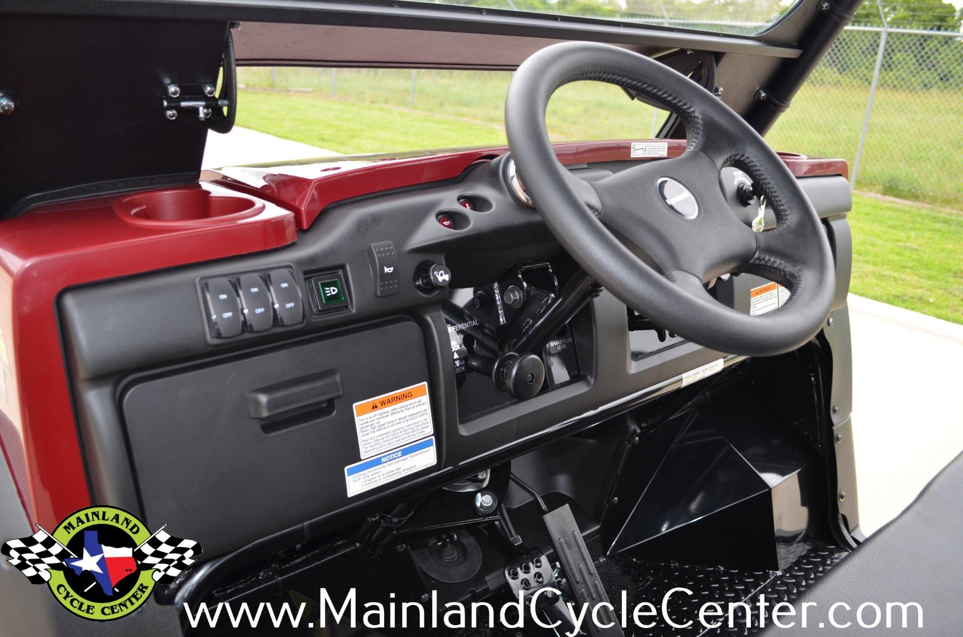 2013 Kawasaki Mule™ 4010 Trans4x4® Diesel in La Marque, Texas - Photo 15