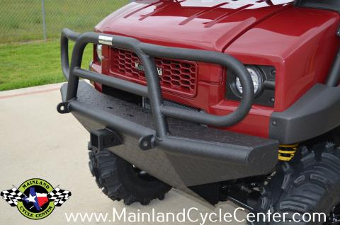 2013 Kawasaki Mule™ 4010 Trans4x4® Diesel in La Marque, Texas - Photo 21