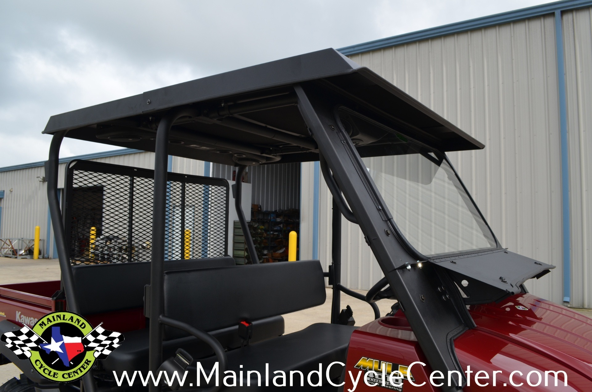 2013 Kawasaki Mule™ 4010 Trans4x4® Diesel in La Marque, Texas - Photo 27