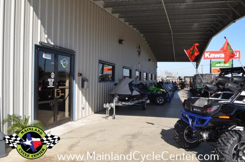 2013 Kawasaki Mule™ 4010 Trans4x4® Diesel in La Marque, Texas - Photo 30