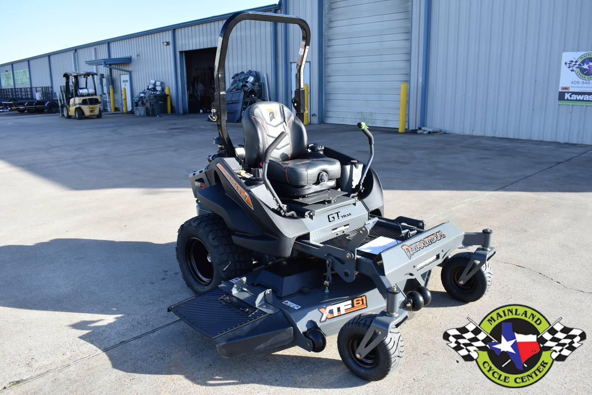 2021 Spartan Mowers RT-HD 61 in. Vanguard Big Block 32 hp in La Marque, Texas - Photo 1