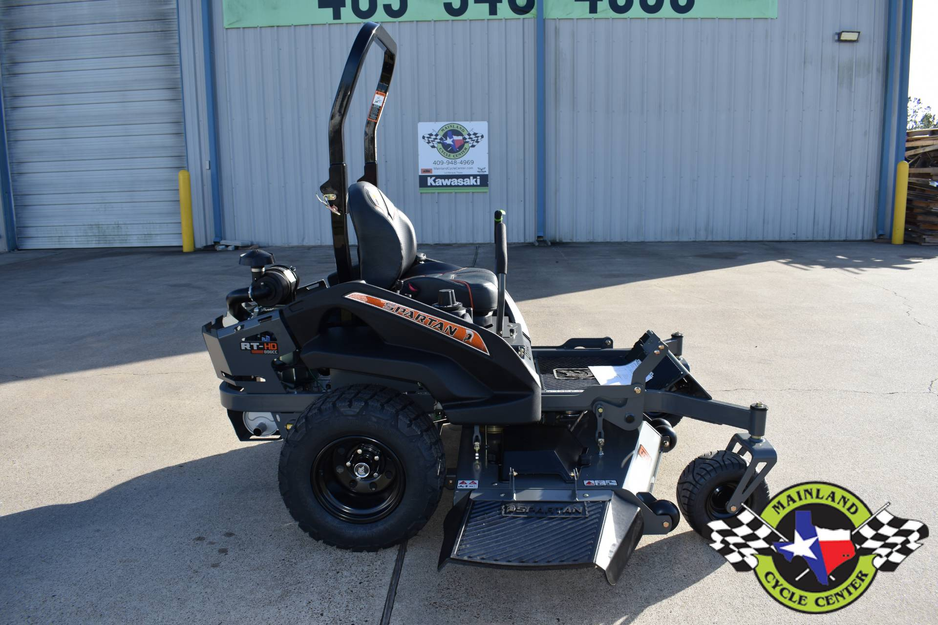 2021 Spartan Mowers RT-HD 61 in. Vanguard Big Block 32 hp in La Marque, Texas - Photo 2