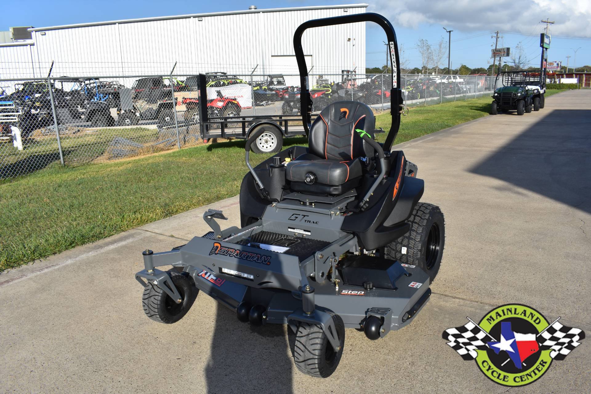 2021 Spartan Mowers RT-HD 61 in. Vanguard Big Block 32 hp in La Marque, Texas - Photo 7
