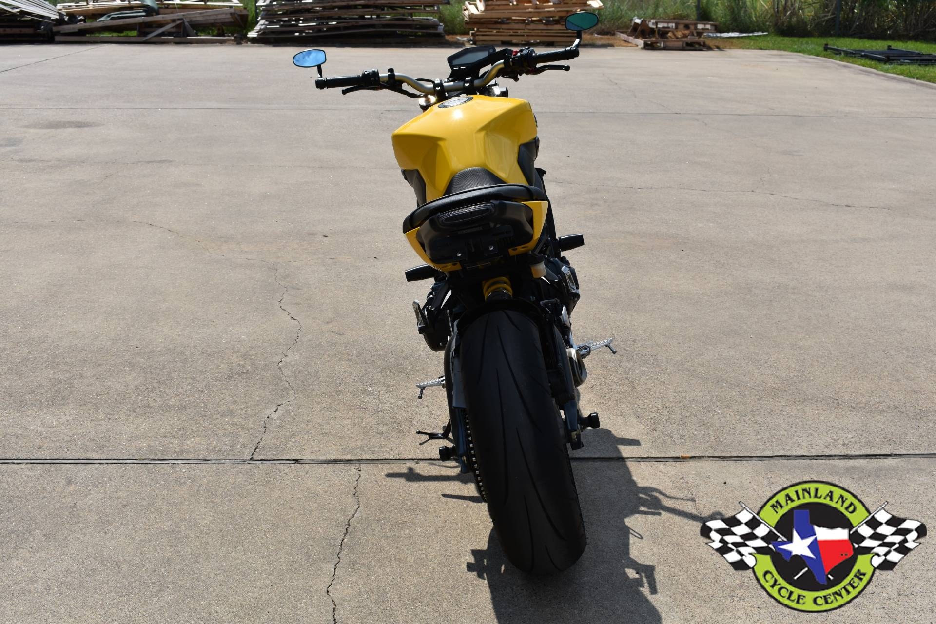 2015 Yamaha FZ-09 in La Marque, Texas - Photo 8