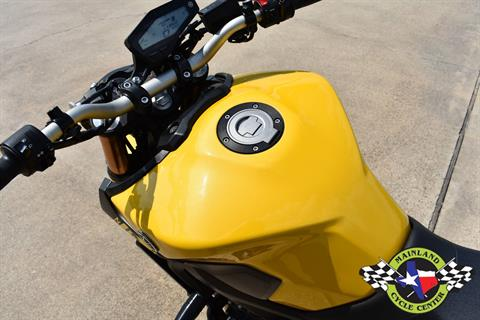 2015 Yamaha FZ-09 in La Marque, Texas - Photo 26
