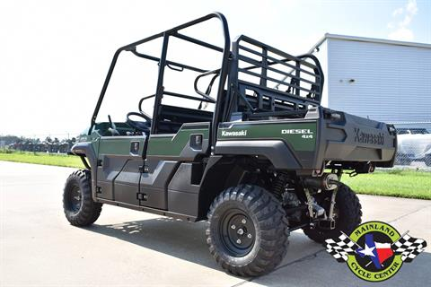 2020 Kawasaki Mule PRO-DXT EPS Diesel in La Marque, Texas - Photo 6