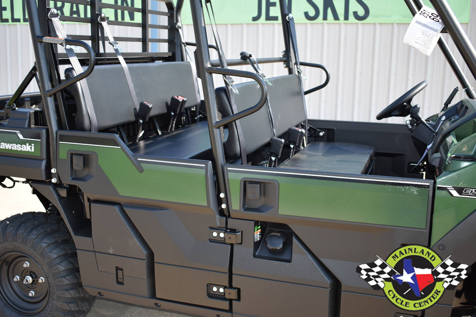 2020 Kawasaki Mule PRO-DXT EPS Diesel in La Marque, Texas - Photo 10