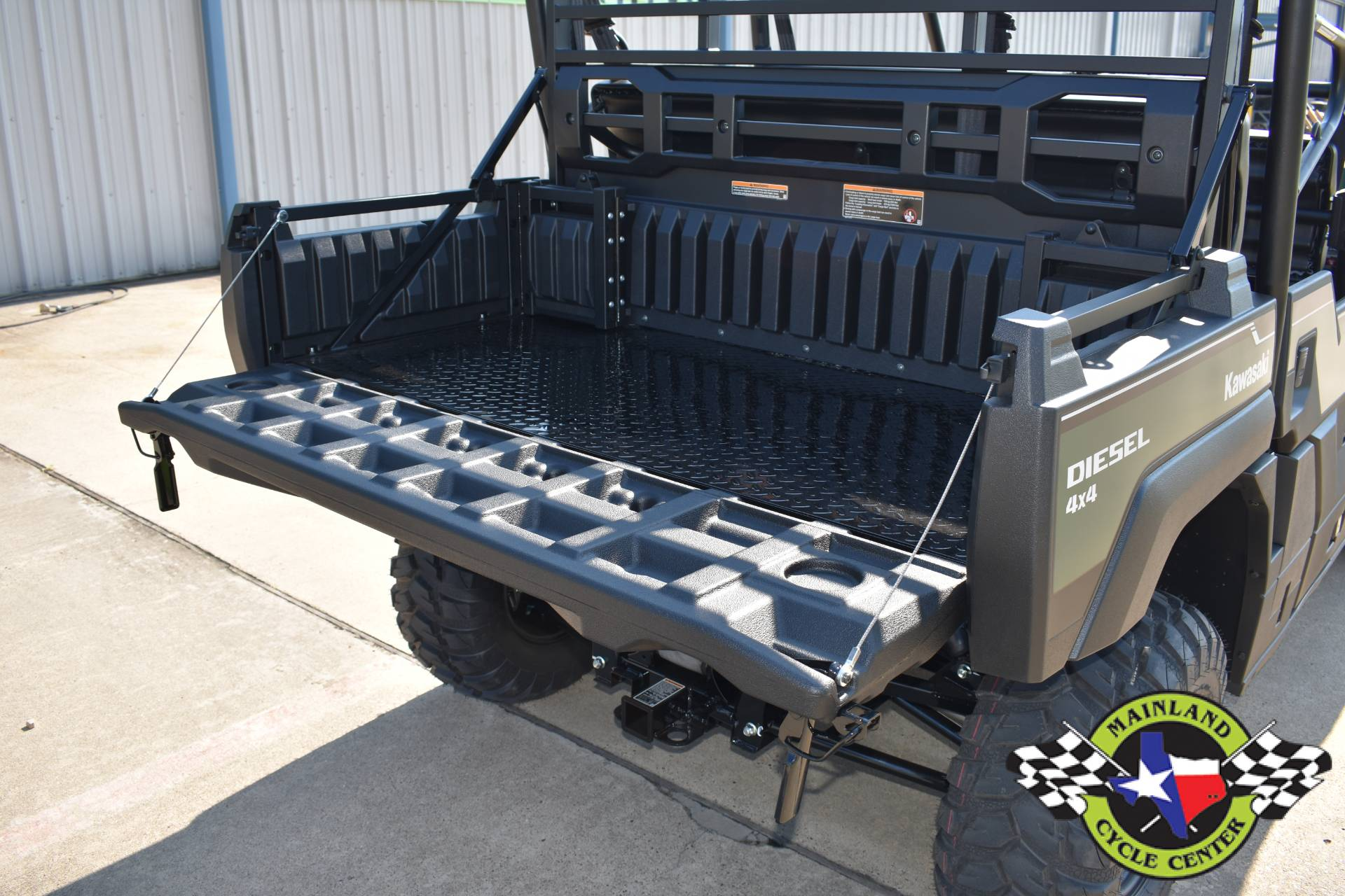 2020 Kawasaki Mule PRO-DXT EPS Diesel in La Marque, Texas - Photo 12