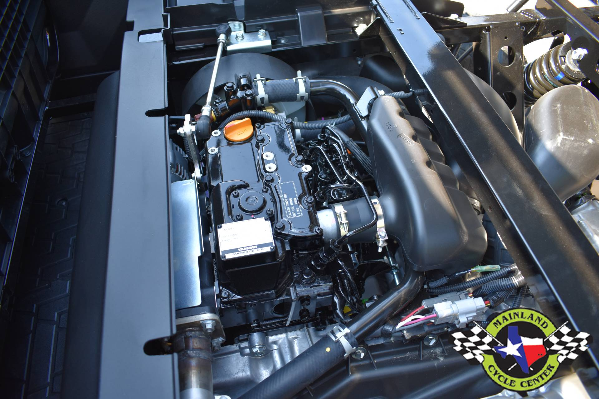 2020 Kawasaki Mule PRO-DXT EPS Diesel in La Marque, Texas - Photo 17