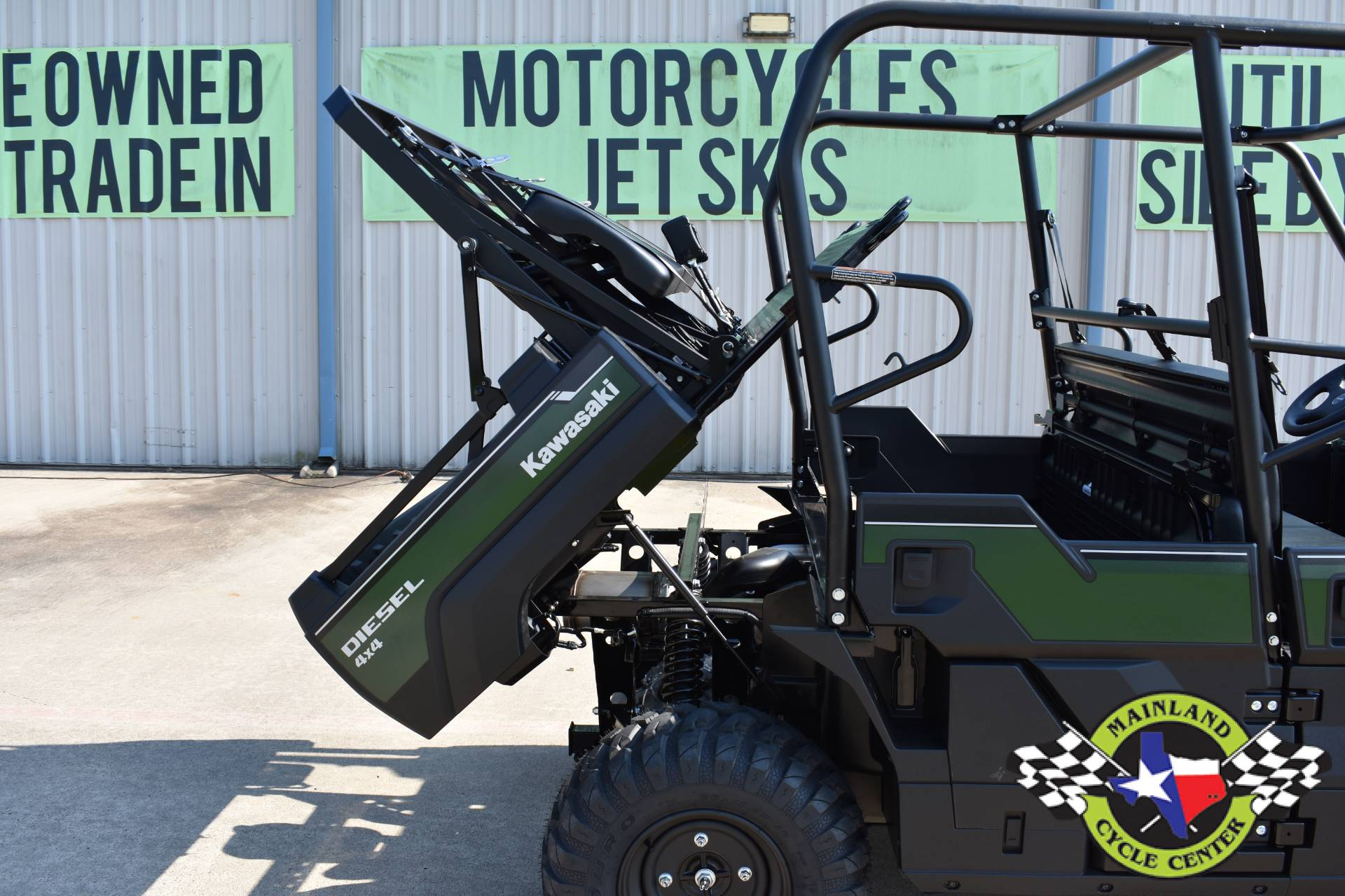 2020 Kawasaki Mule PRO-DXT EPS Diesel in La Marque, Texas - Photo 19