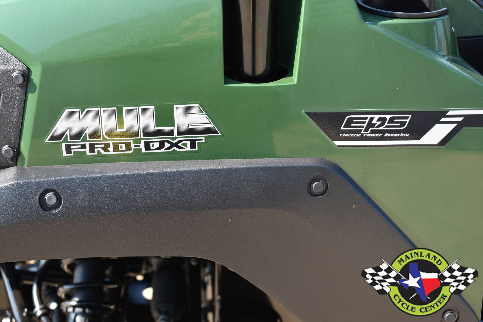 2020 Kawasaki Mule PRO-DXT EPS Diesel in La Marque, Texas - Photo 28
