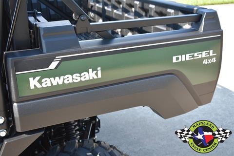 2020 Kawasaki Mule PRO-DXT EPS Diesel in La Marque, Texas - Photo 29