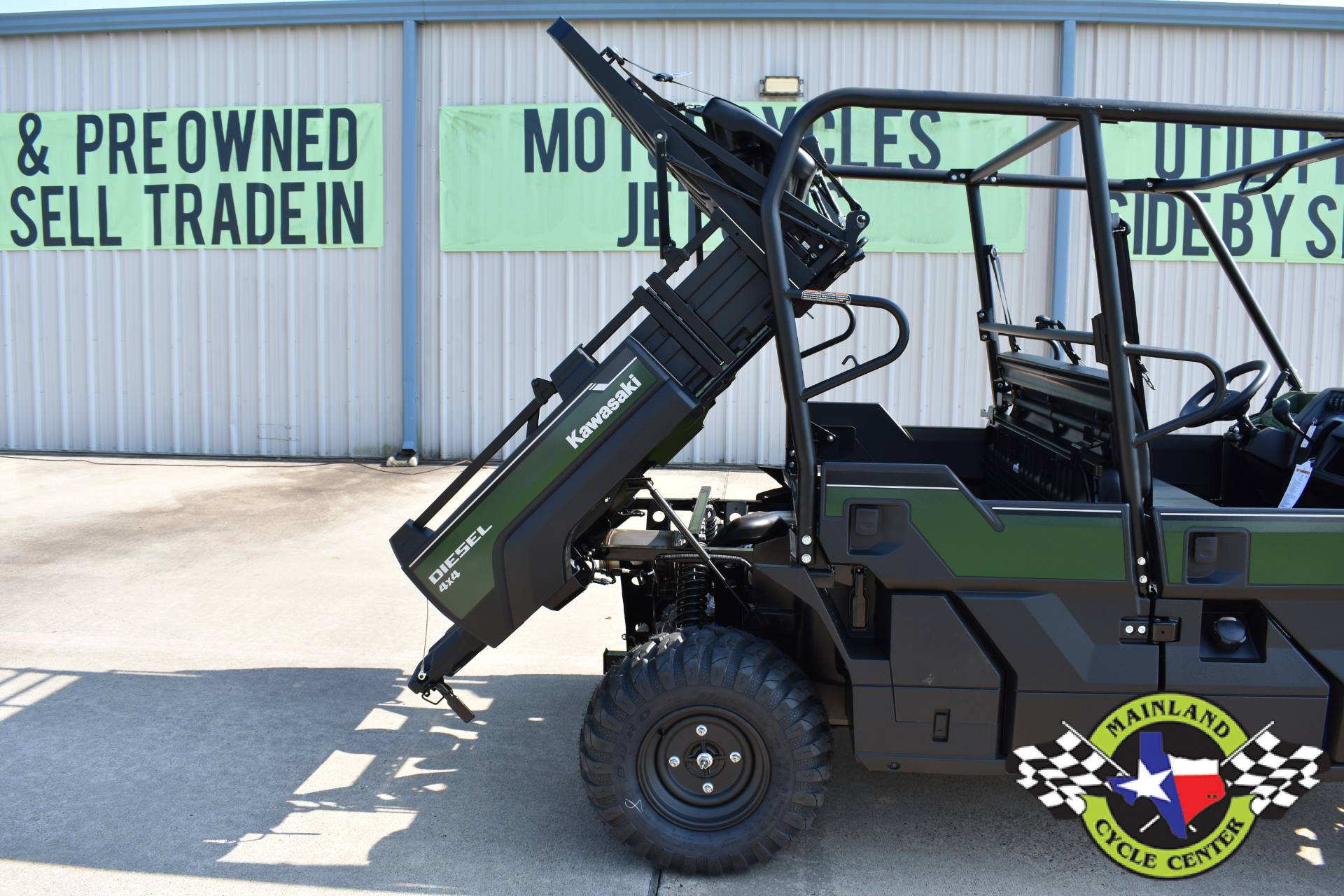 2020 Kawasaki Mule PRO-DXT EPS Diesel in La Marque, Texas - Photo 15