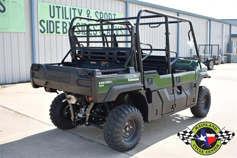 2020 Kawasaki Mule PRO-DXT EPS Diesel in La Marque, Texas - Photo 3