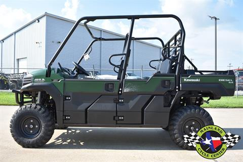 2020 Kawasaki Mule PRO-DXT EPS Diesel in La Marque, Texas - Photo 4