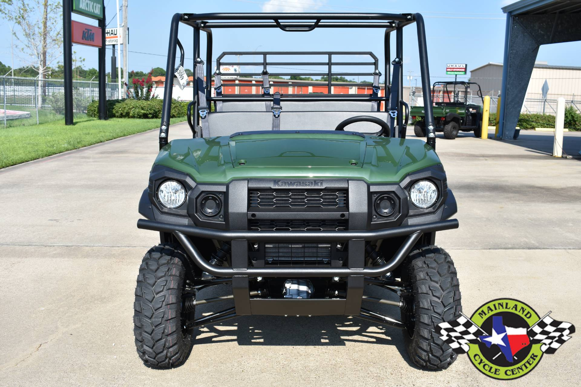 2020 Kawasaki Mule PRO-DXT EPS Diesel in La Marque, Texas - Photo 8