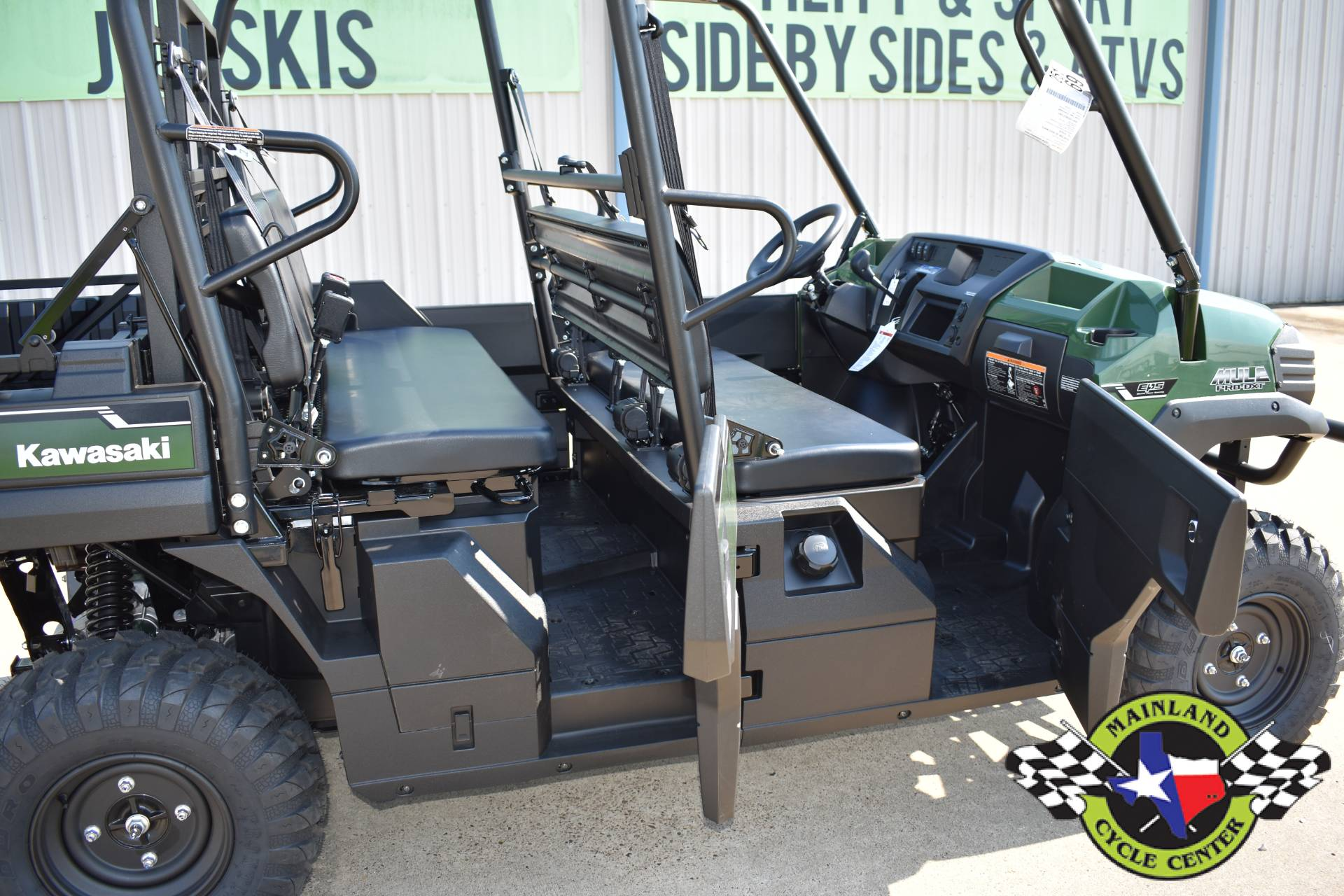 2020 Kawasaki Mule PRO-DXT EPS Diesel in La Marque, Texas - Photo 11
