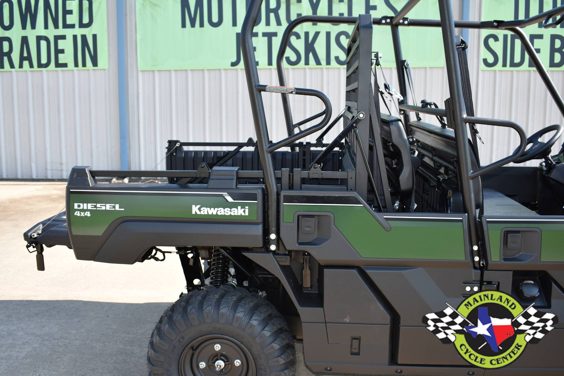 2020 Kawasaki Mule PRO-DXT EPS Diesel in La Marque, Texas - Photo 13