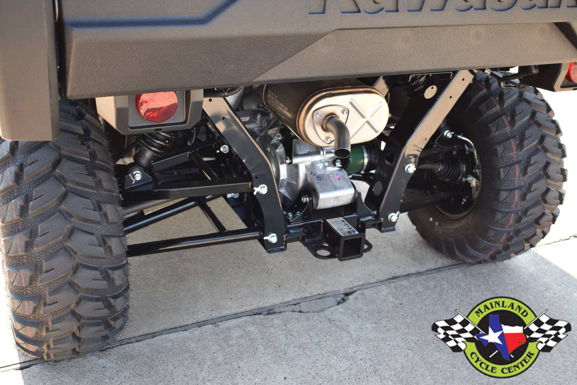 2020 Kawasaki Mule PRO-DXT EPS Diesel in La Marque, Texas - Photo 22