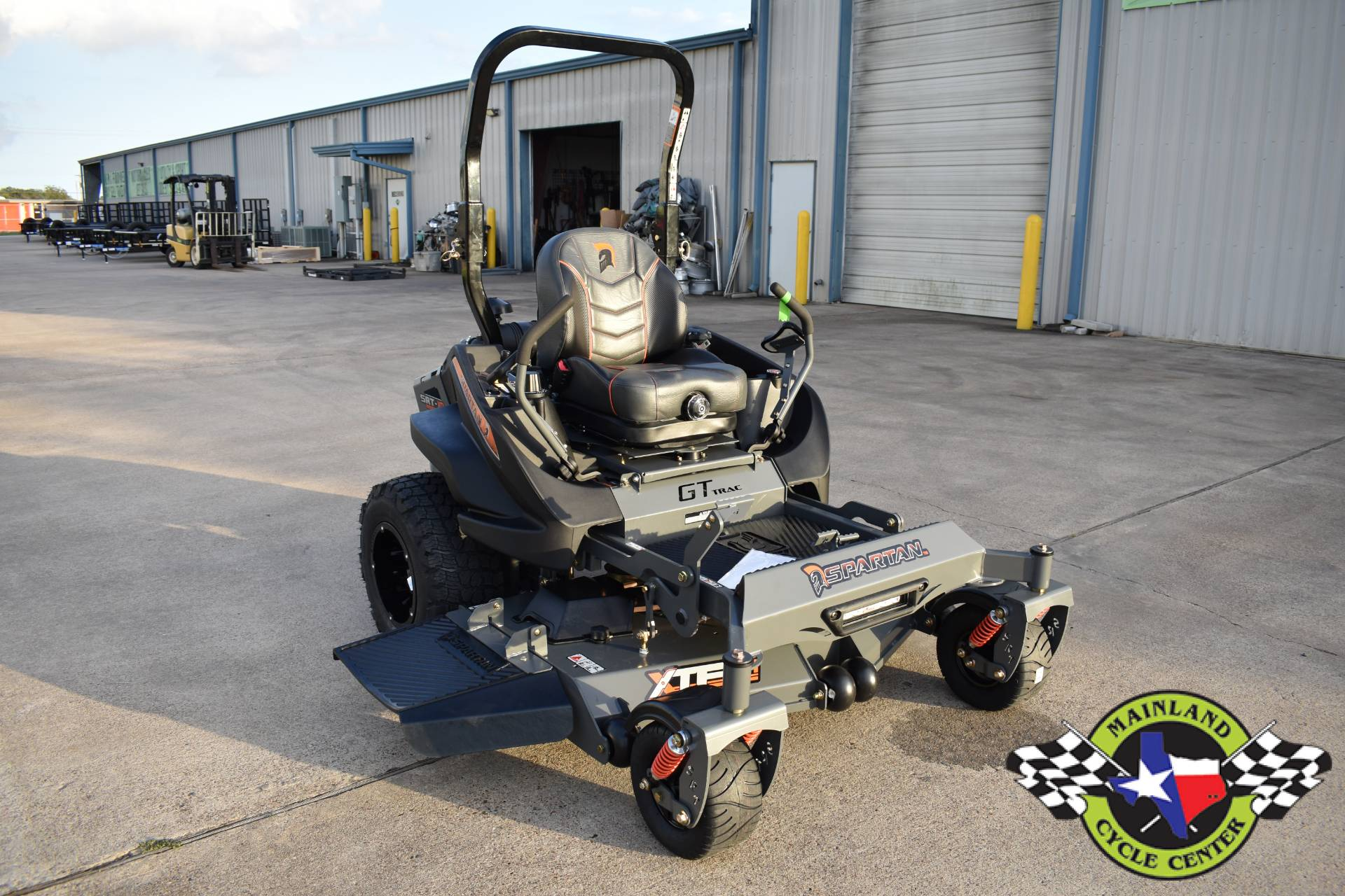 2021 Spartan Mowers   SRT XD 54 in. Vanguard Big Block 28 hp in La Marque, Texas - Photo 3