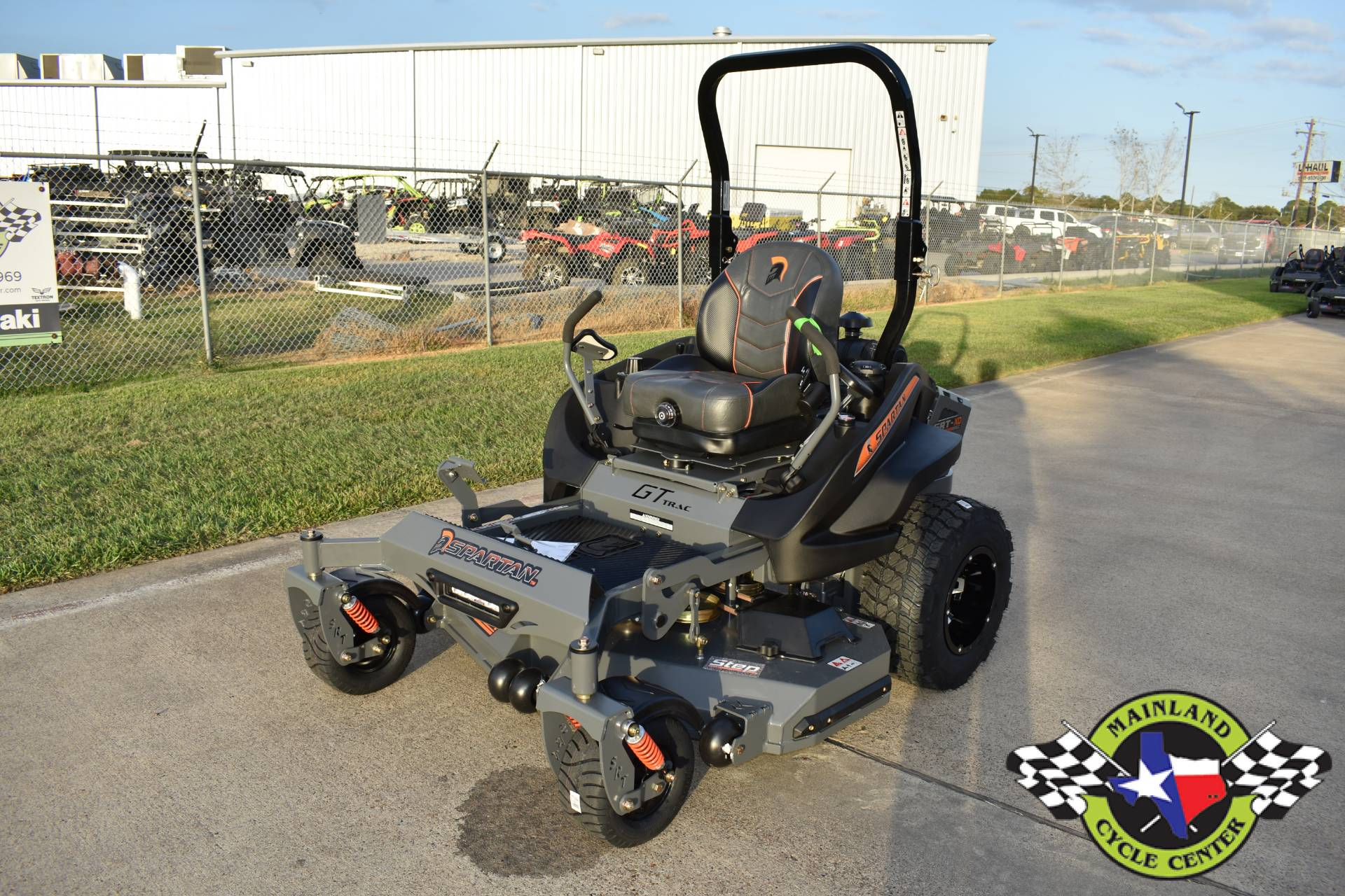 2021 Spartan Mowers   SRT XD 54 in. Vanguard Big Block 28 hp in La Marque, Texas - Photo 5