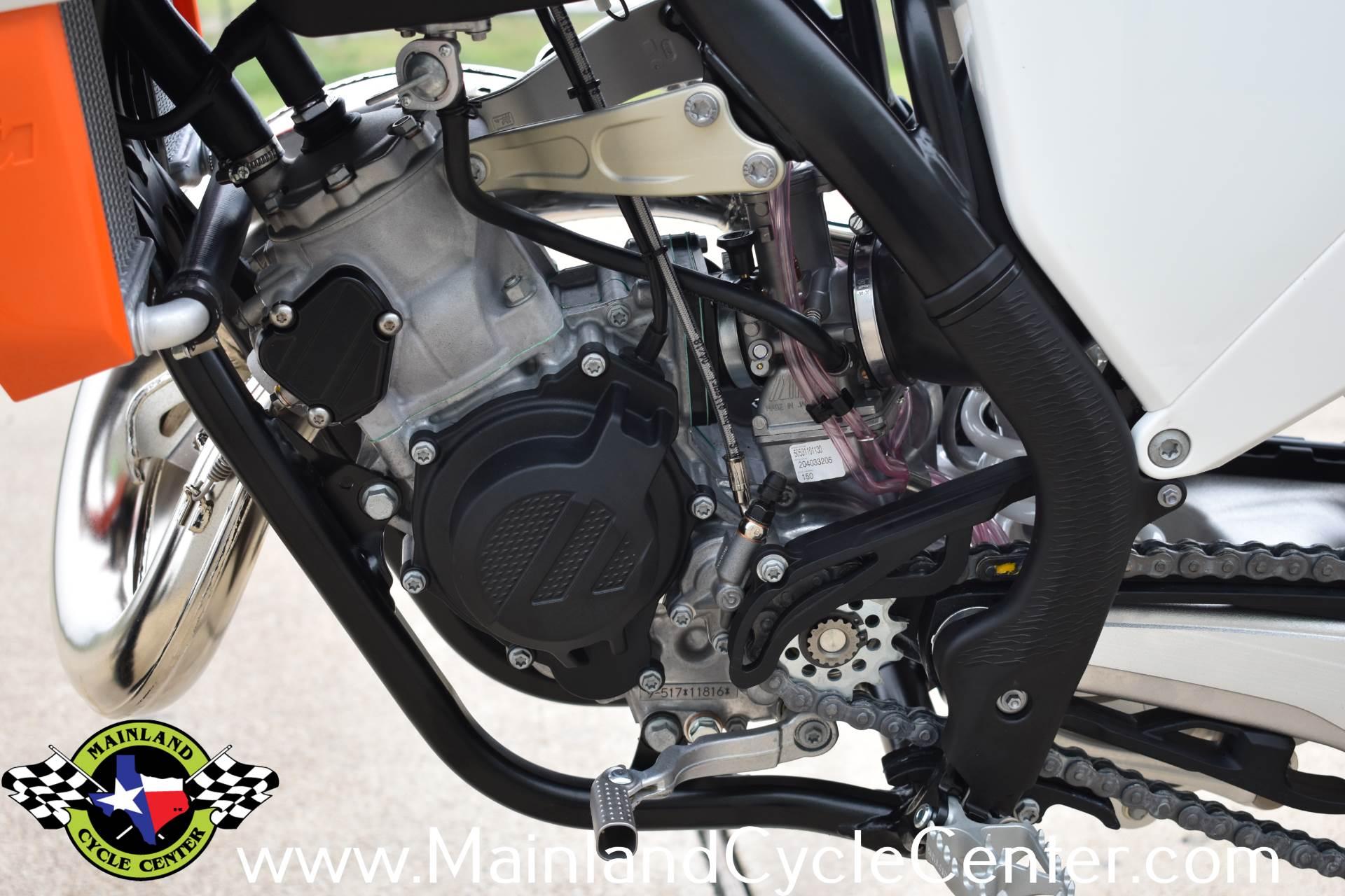2019 KTM 150 SX in La Marque, Texas